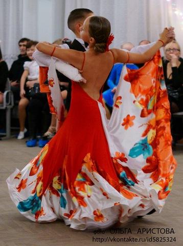 Стандарт или европейская программа бальных танцев