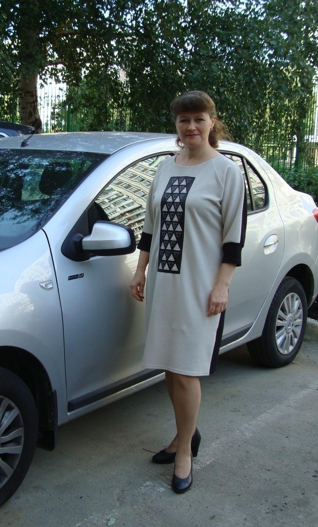 Отзыв о платье (нет на сайте 83)