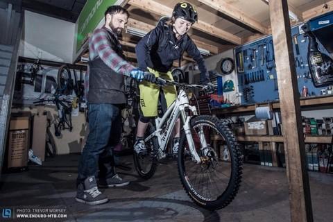 Готовим велосипед к новому сезону