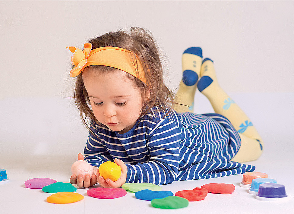 Развивающие творчество игрушки