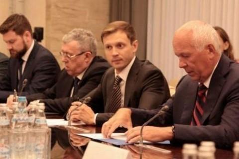Сергей Чемезов провел заседание Наблюдательного совета Агентства