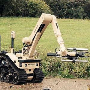 Робот-сапер заменит людей на опасных объектах
