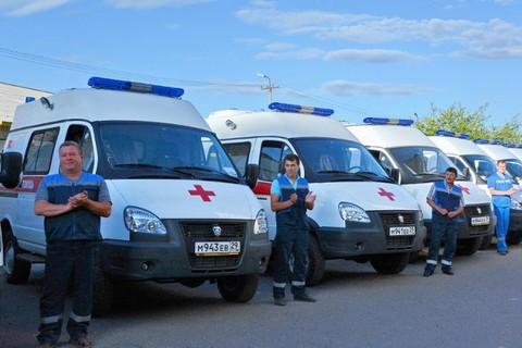 Агентство инвестиций в социальную сферу обновило автопарк скорой помощи в самых отдаленных городах Архангельской области