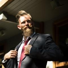 А ВЫ ЗНАЕТЕ - Как правильно расчесывать бороду?