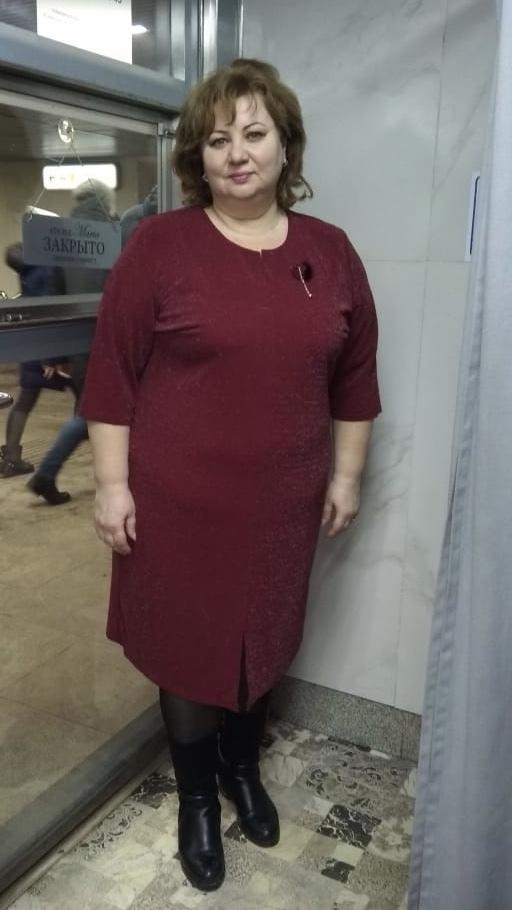 Отзыв о платье (нет на сайте 115)
