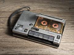 Проект Mystik: современный плеер с кассетами на магнитном носителе информации