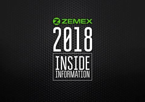 Новинка Zemex Burizza