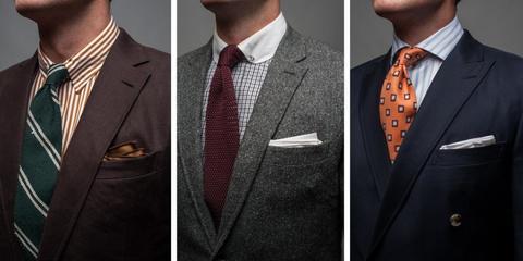 Виды воротников мужских рубашек