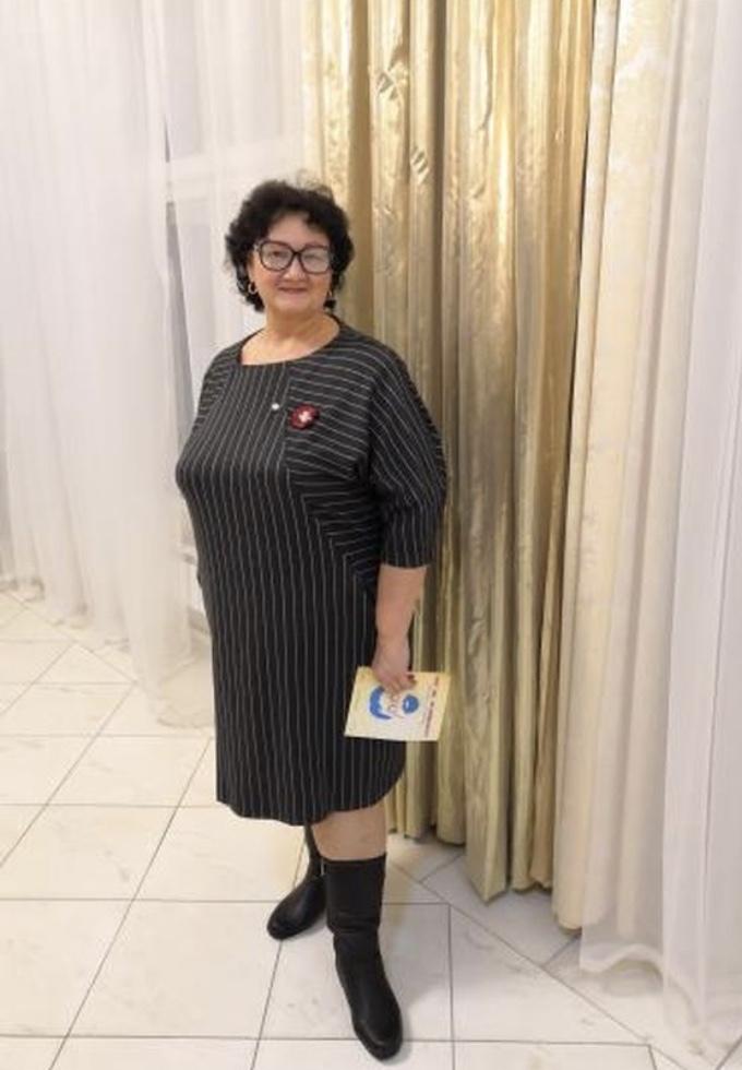 Отзыв о платье 3079