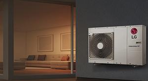 LG разработала новинку – отопительный моноблок THERMA V R32