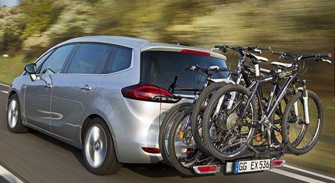 Как перевезти велосипед на автомобиле