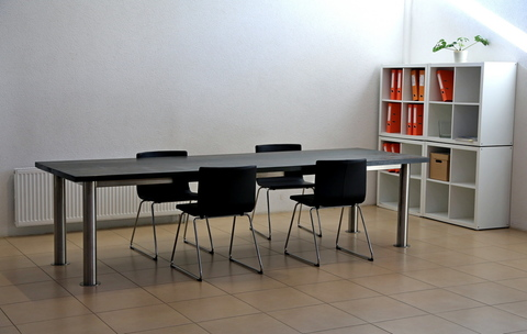Solid Wood Office Furniture From TRIF-MEBEL