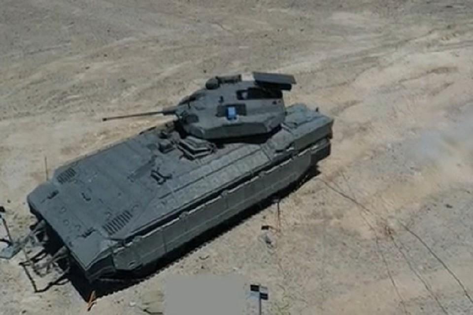Израиль показал танки будущего