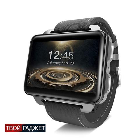 Часы, способные полностью заменить ваш смартфон.