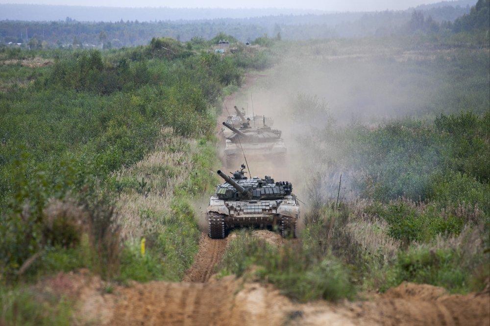 Отечественный тепловизор для танка Т-72Б3