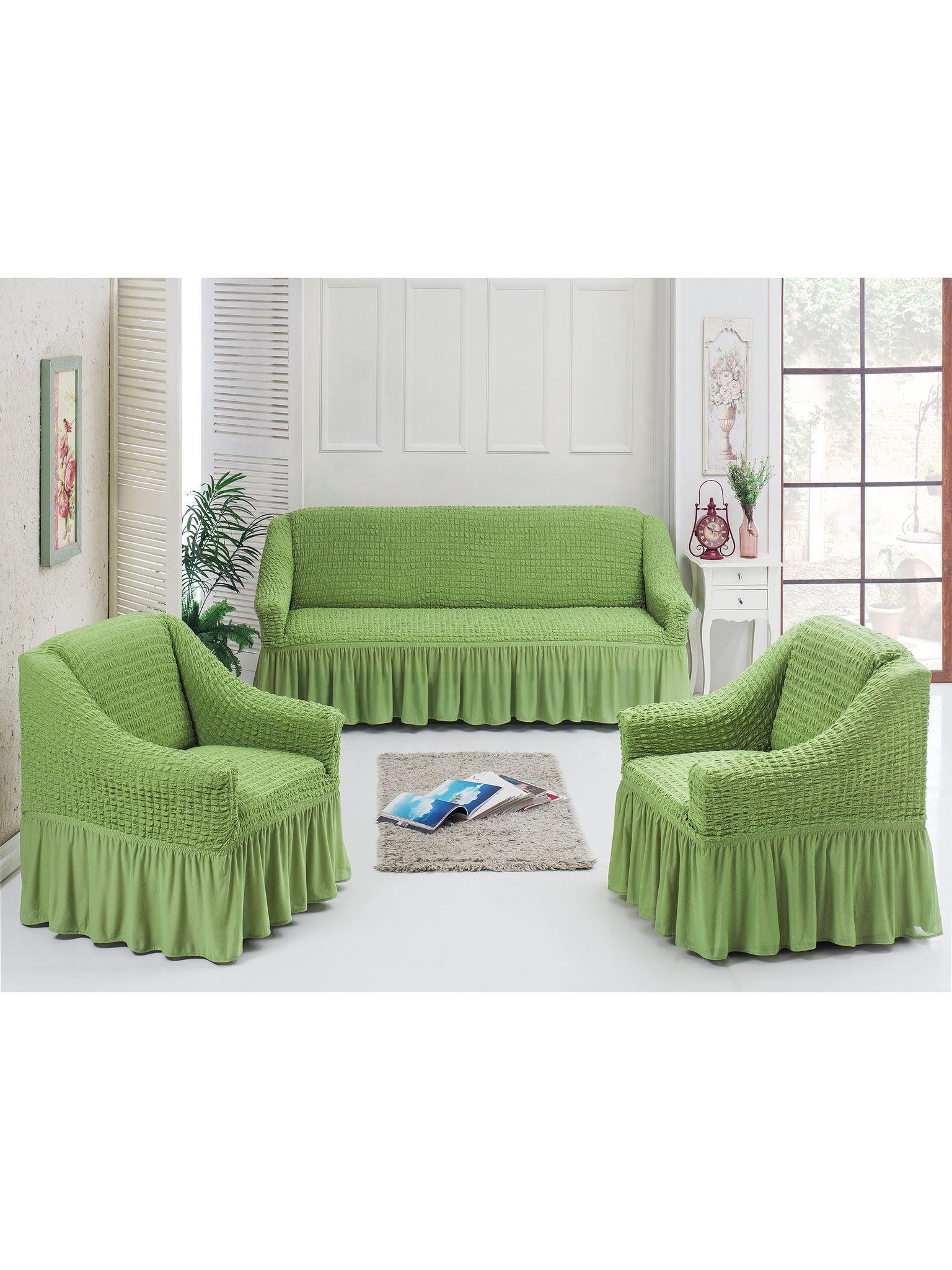 Как выбрать еврочехол для мягкой мебели