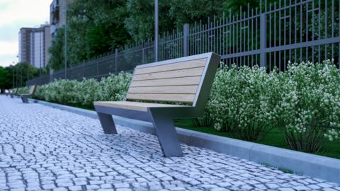 Новая серия АВЕНЮ для благоустройства комфортной городской среды.