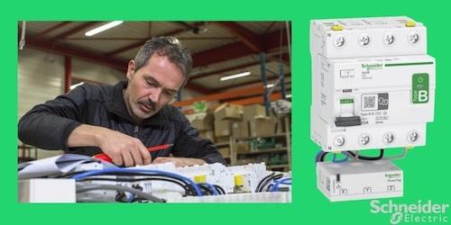 Оборудование Schneider Electric для защиты от перенапряжений