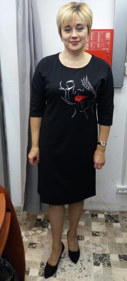 Отзыв о платье 5801