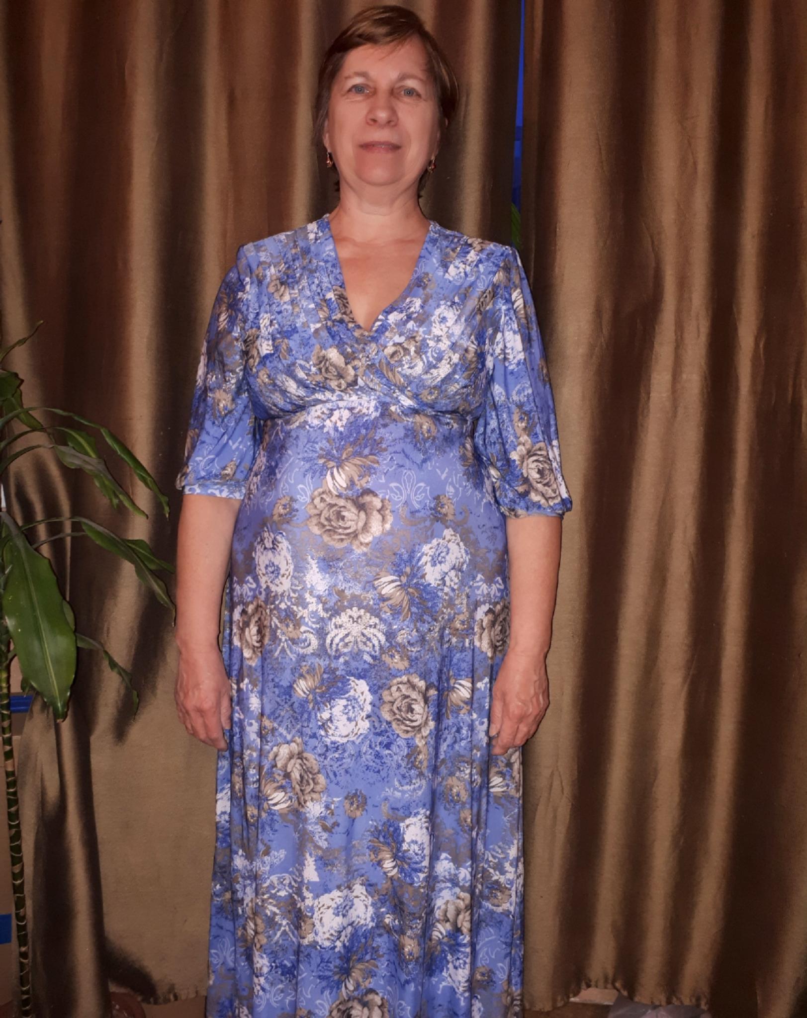 Отзыв о платье (нет на сайте 14)