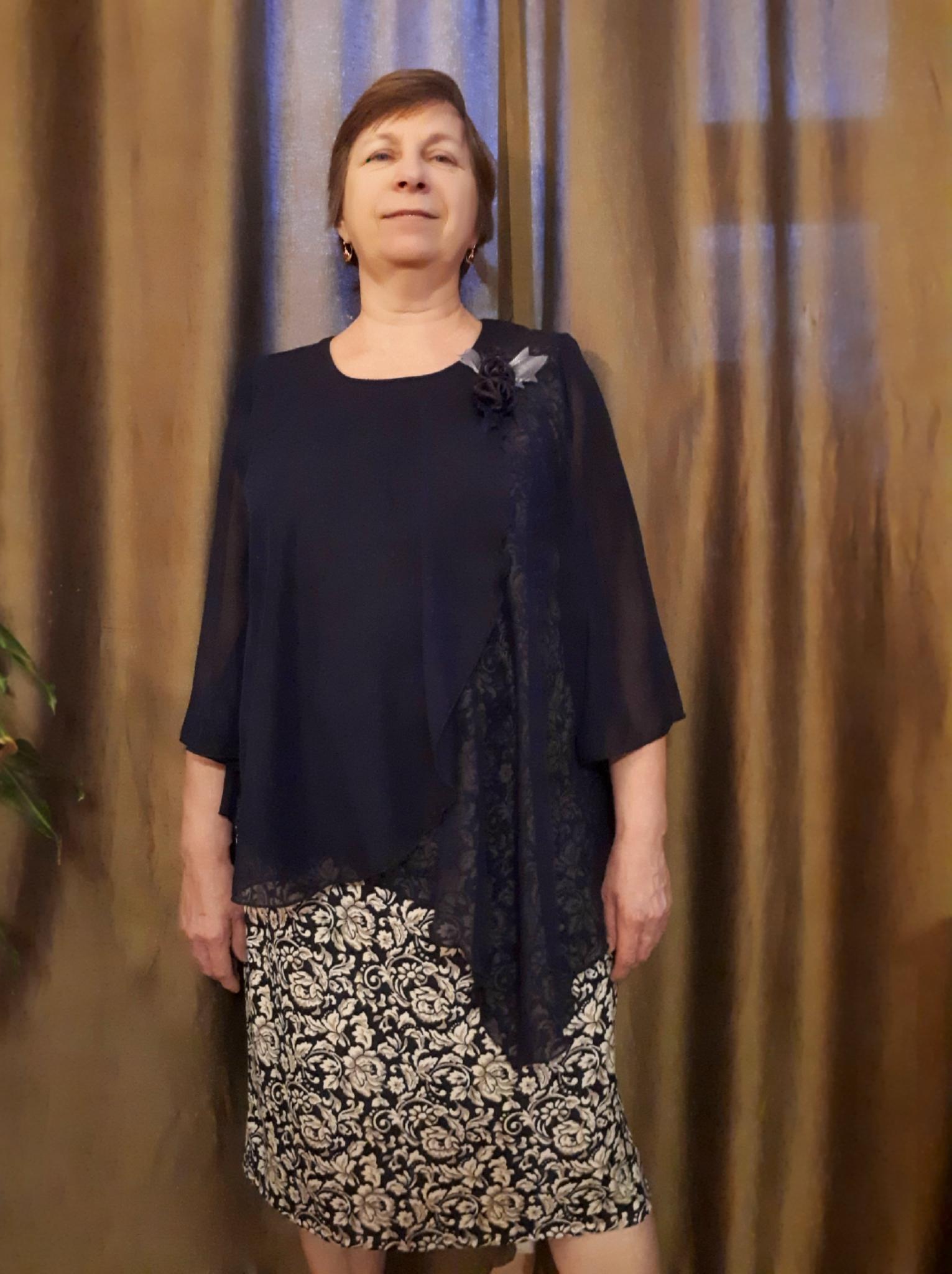 Отзыв о платье 2839