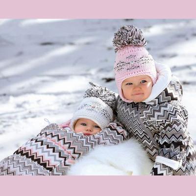 Зимняя коллекция детской одежды 2019-2020 гг