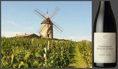 Вино недели с 30 апреля - Chateau du Moulin-a-Vent Moulin-a-Vent 2015