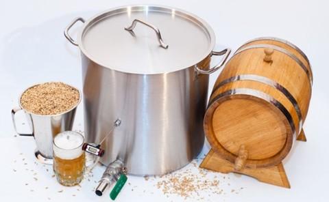 Какое оборудование понадобится для варки пива?