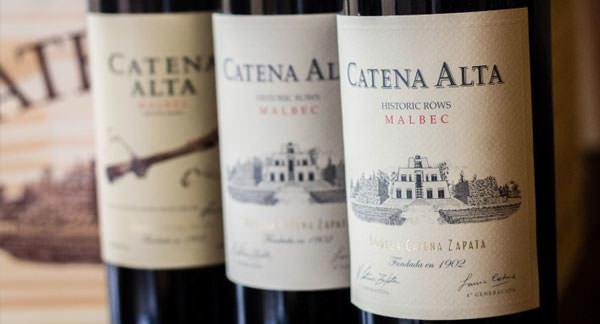 Вино недели - Catena Alta Malbec 2014