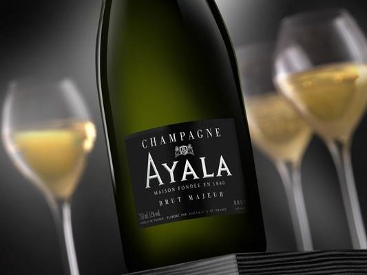 Вино недели с 20 ноября - Ayala Brut Majeur