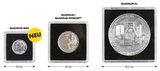НОВИНКА от Leuchtturm - Капсулы для монет QUADRUM Mini
