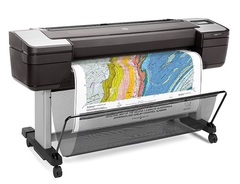 Hewlett Packard выпустила новую модель широкоформатного принтера DesignJet T1700