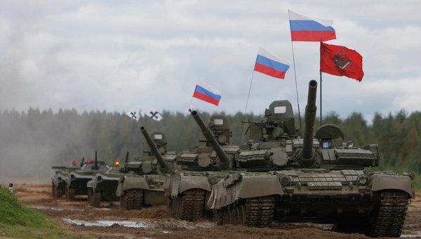 История возникновения и развития танковых войск