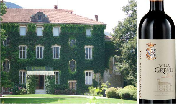 Вино недели с 2 апреля - San Leonardo Villa Gresti