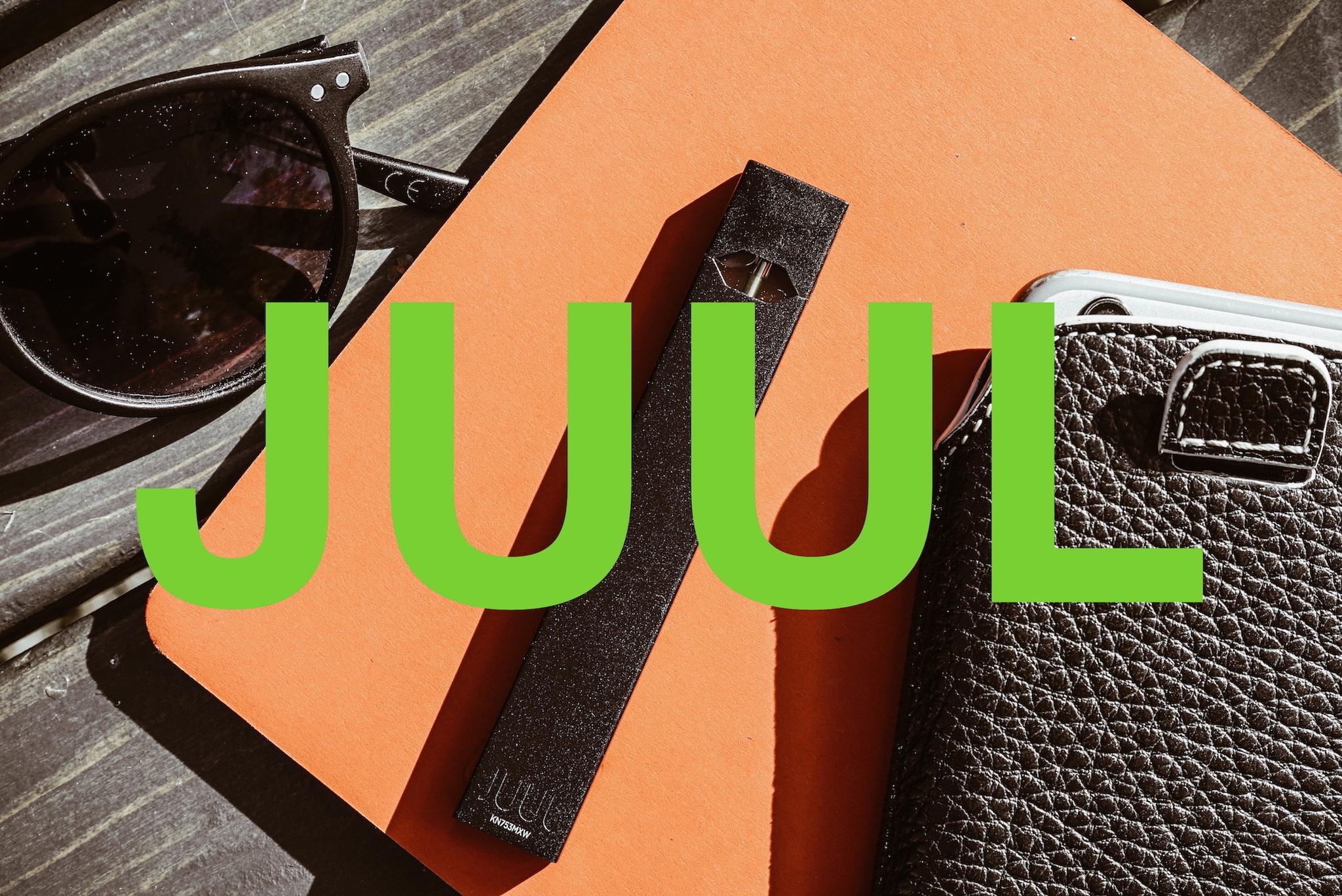 Все что вы хотели знать о JUUL.