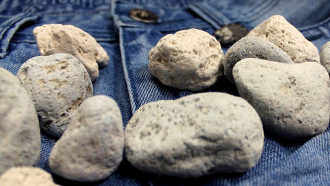 Технология Stone Wash