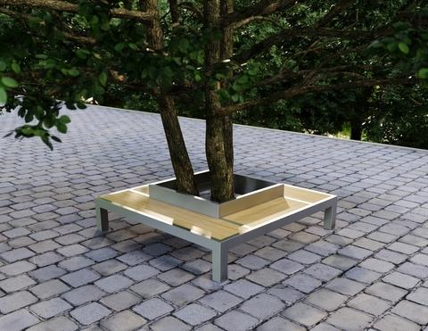 TRIF-MEBEL    Городская уличная мебель от Российского производителя