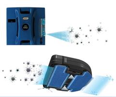 Важная информация о возможностях дезинфекции помещений с помощью мойщиков HOBOT.
