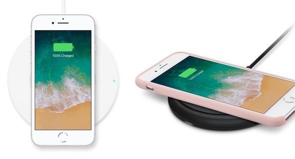 В iOS 11.2 увеличится мощность беспровдной зарядки до 7,5Вт для  iPhone 8, 8 plus и iPhone
