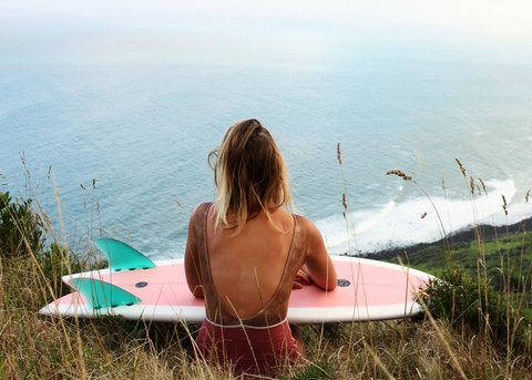 Из воды на берег: как сёрфинг влияет на нашу повседневную жизнь