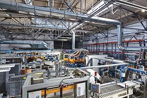 «Русклимат» запустил в Киржаче производство отопительных радиаторов