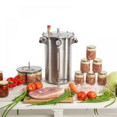 Рецепты для автоклава для домашнего консервирования