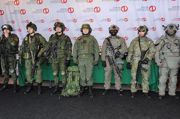 Зимняя армейская одежда и современные технологии