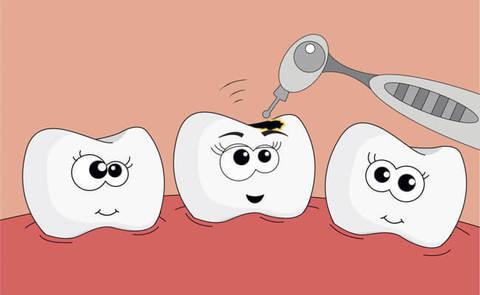 Лечение зубов у детей: вчера и сегодня