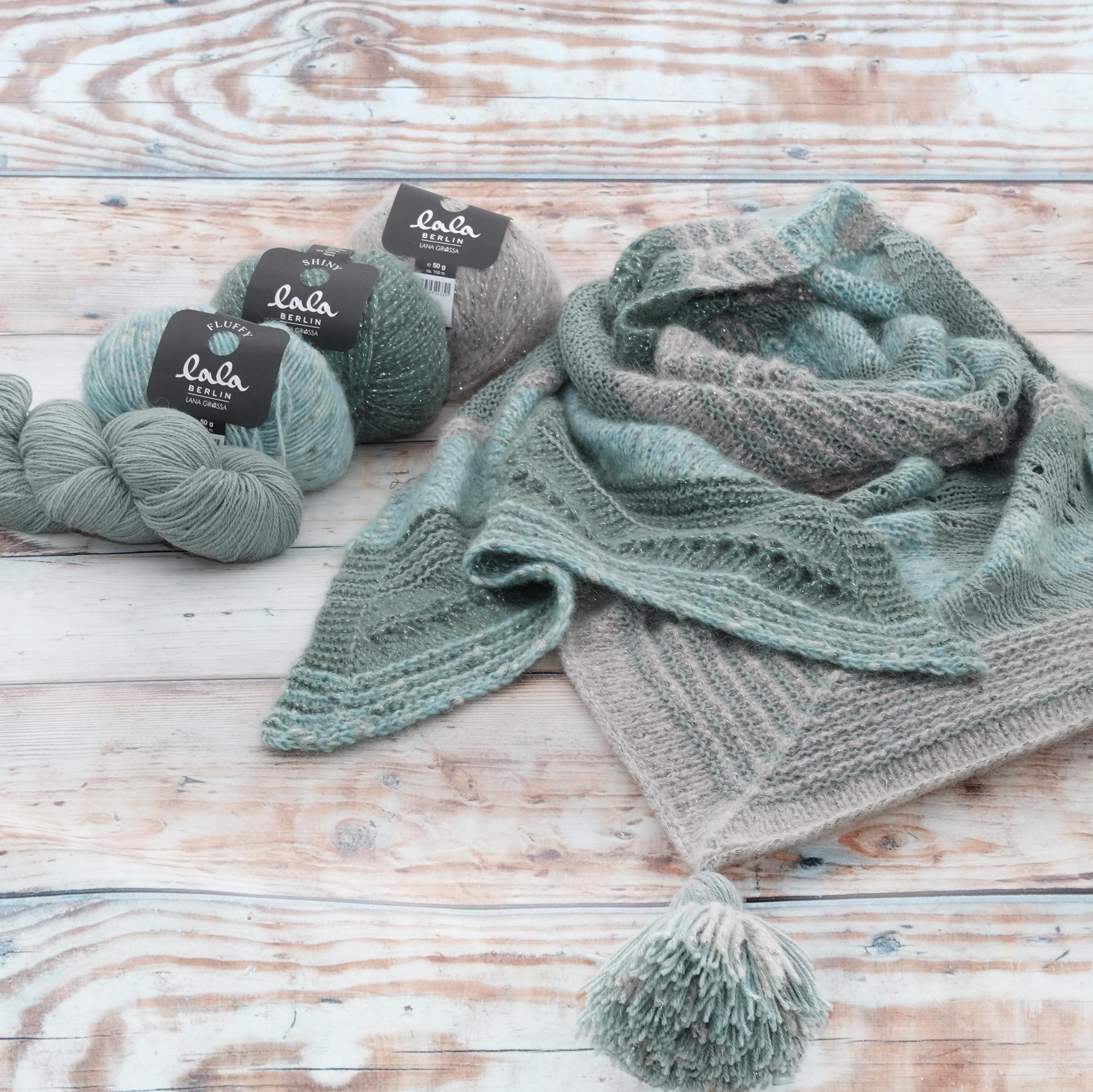 Хочу шарф!
