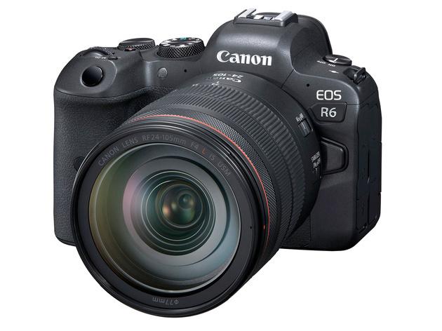 Canon EOS R6: мощная беззеркалка в дополнение к флагману