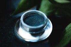 Как красиво растушевать голубые/зелёные тени. Часть III