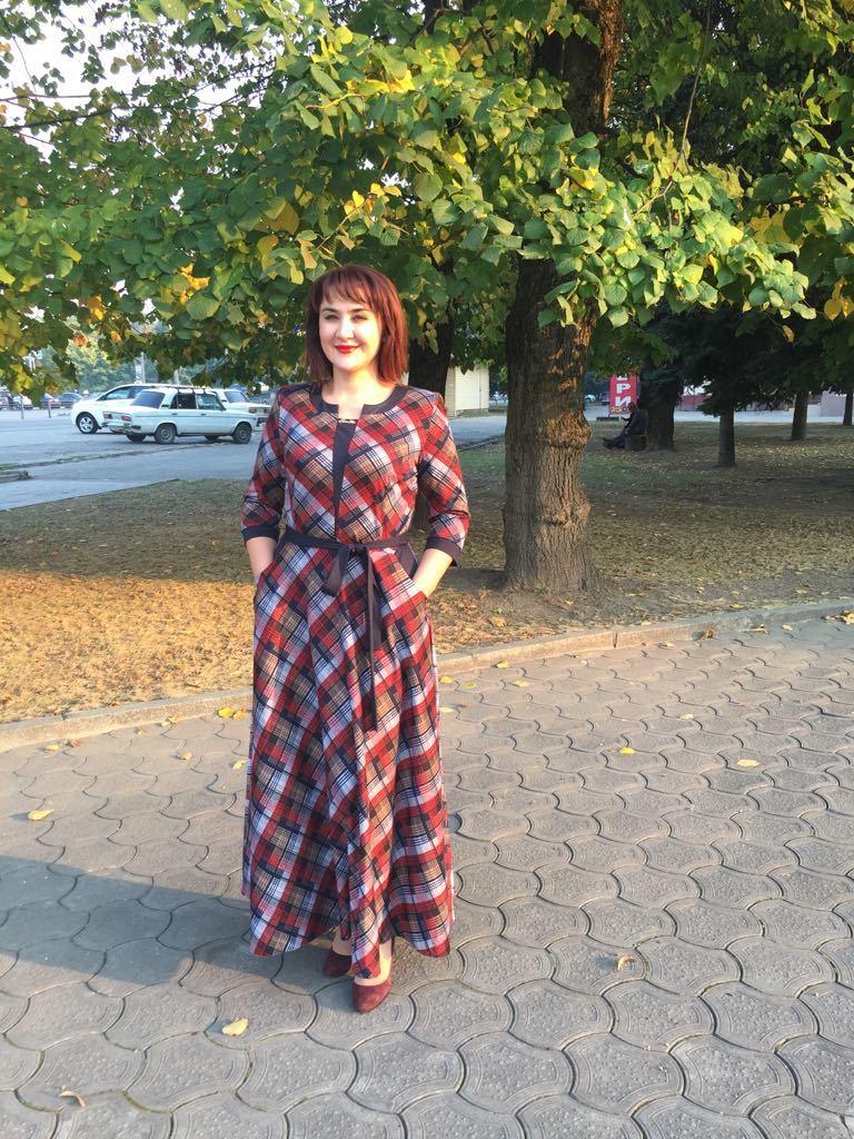 Отзыв о платье 3574