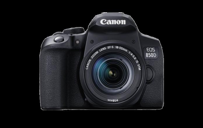 Анонсирован фотоаппарат Canon 850D