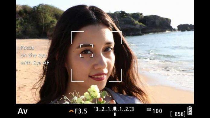 Canon совершенствует автофокусировку по глазам